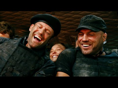 The Expendables 3 TV Spot 'Big Screen Action'