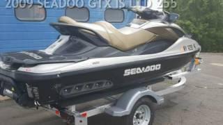 10. 2009 SEADOO GTX IS LTD 255 for sale in Meriden, CT