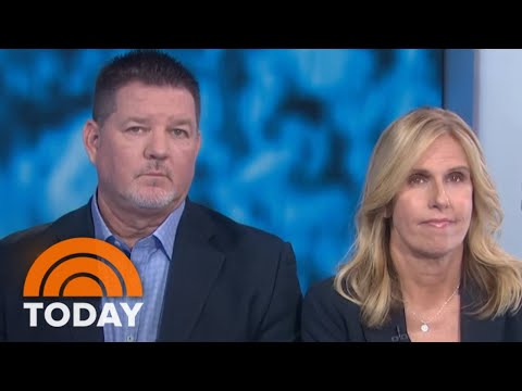 Parents Speak Out After Football Player Son's Suicide: 'It Was A Shock To Find He Had CTE' | TODAY