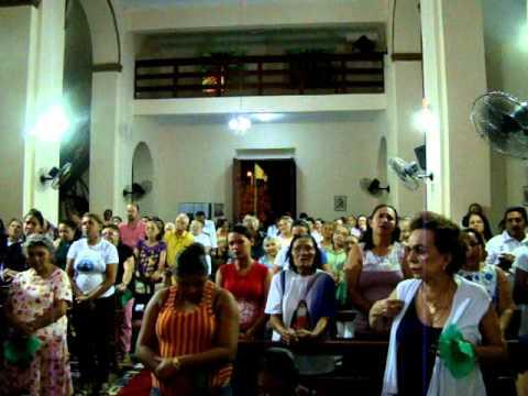 Festa de N SRA  DAS DORES 2012 PARTE I Campos Belos Ceará