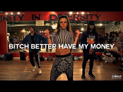 Rihanna - Bitch Better Have My Money - Choreography by Tricia Miranda | @timmilgram @rihanna