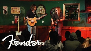 Fender Acoustic 100 Video