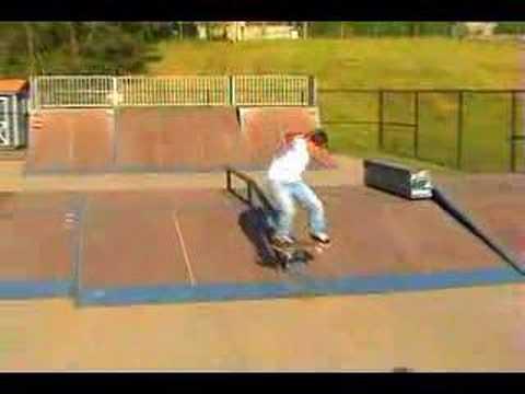 Poughkeepsie Skatepark Clips