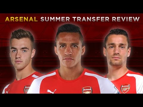 Who - Laurence McKenna, Dave O'Brien and Adam Boultwood review Arsenal's transfer business so far this summer and look at who they could buy next! Who do you think the Gunners should sign? Subscribe:...