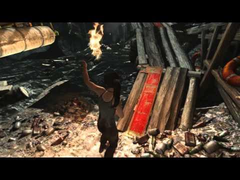 смотр нового tomb raider