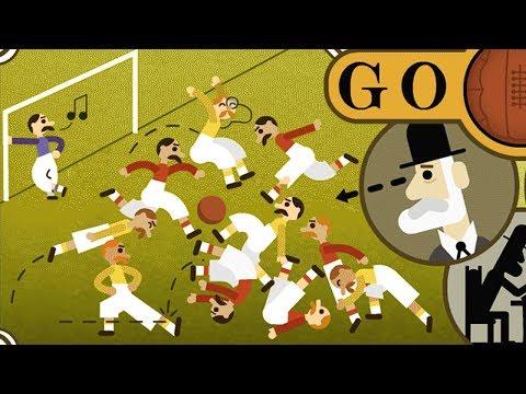 Ebenezer Cobb Morley Google Doodle