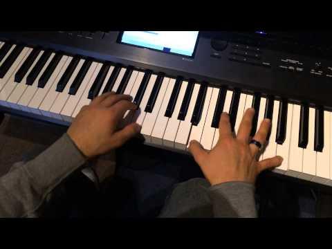 Como Tocar Salsa En El Piano(tumbao)