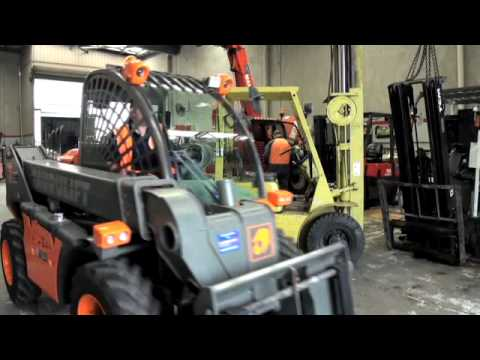 Forklift Trucks Silverwater Lencrow Materials Handling P/L