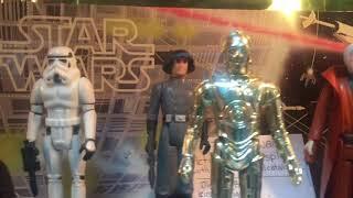 Video Checking out vintage toy shop for Star Wars figures MP3, 3GP, MP4, WEBM, AVI, FLV Juli 2018