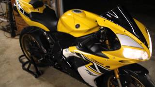 5. 2006 Yamaha R1 50th Anniversary Edition