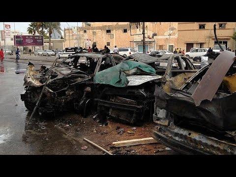 Λιβύη: Φονική έκρηξη στην Βεγγάζη
