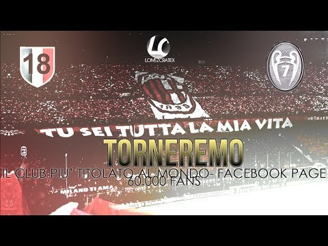 A.C. Milan - Torneremo -