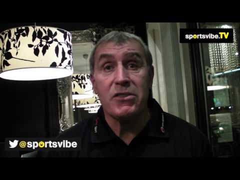 Peter Shilton Discusses The World Cup Draw