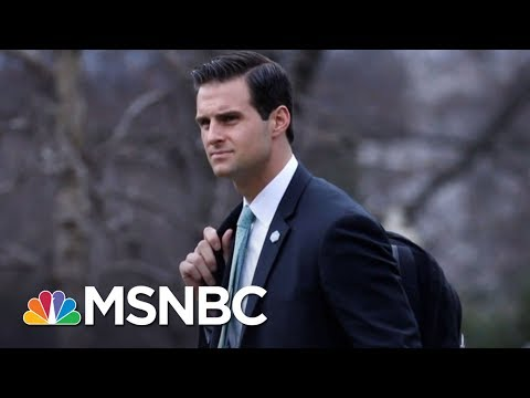 Insider: President Trump White House Is 'Most Toxic' Workplace On Earth | The 11th Hour | MSNBC