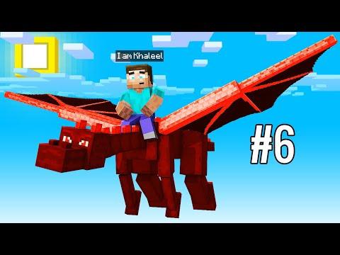 HATCHING A NEITHER DRAGON - Minecraft Dragon World