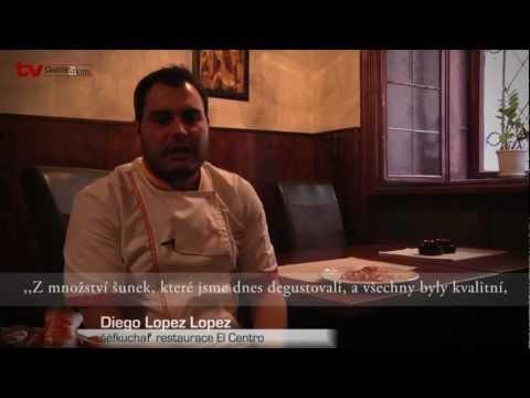 TV Gastro&Hotel: Test: Sušené italské a španělské šunky