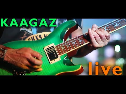 Kaagaz - Rasaayan (live @ Club 25 Hours)