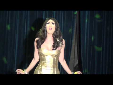 manila luzon - Manila Luzon gives an emotional performance to the memory of Sahara Davenport by performing the song,