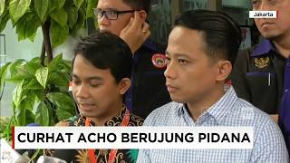Video Jadi Tersangka, Komika Acho Tak Ditahan MP3, 3GP, MP4, WEBM, AVI, FLV Oktober 2017