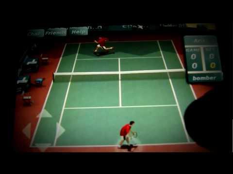Ace 3D Tennis Online IOS