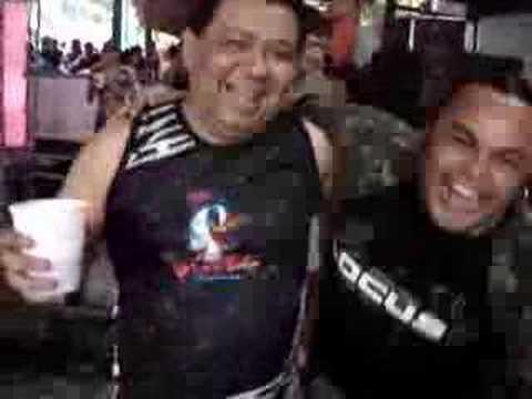 Rubi no carnaval em cameta 2007