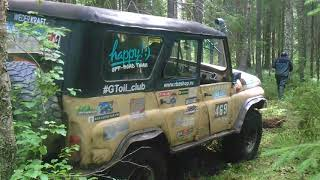 ВОЛЧЬЯ ПЕТЛЯ 15 GPS24 happy! off-road team