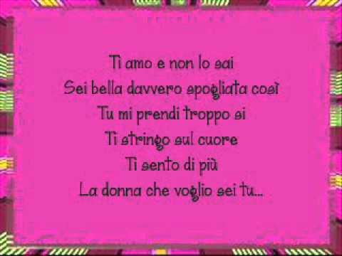 , title : 'Gigi D'Alessio - Primo appuntamento + testo'