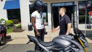 6. buying a 2016 suzuki gsx-s1000