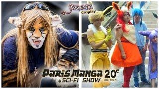 Paris Manga 2015 - 20e Edition - Par Kogenta Cosplay