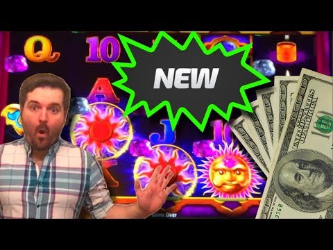 BIG WINS! NEW SLOT ALERT! Let SDGuy Give You A Big Win Introduction to Power Gems Slot Machine