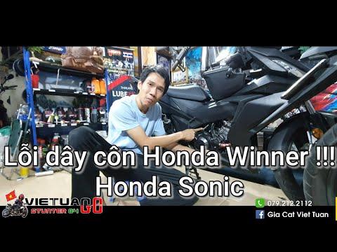 Lỗi dây côn Honda Winner + Sonic và cách khắc phục !!! Kỹ Sư Hẻm - Thời lượng: 5 phút, 59 giây.