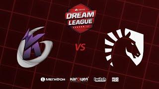 Keen Gaming vs  Liquid, DreamLeague Season 11 Major, bo3, game 1 [Adekvat & Mortalles]