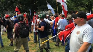 Colleges are bracing for more violence on campus after a deadly attack at a white nationalist rally in Virginia became the latest example of hatred migrating from the internet to the streets. (Aug. 18)Subscribe for more Breaking News: http://smarturl.it/AssociatedPress