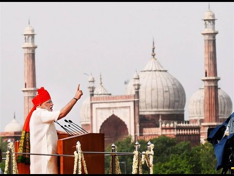 Prime Minister Narendra Modi's Independence Day speech- Full Speech