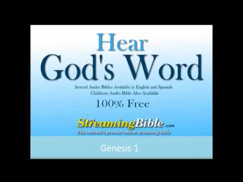 Video of The King James Streaming Bible