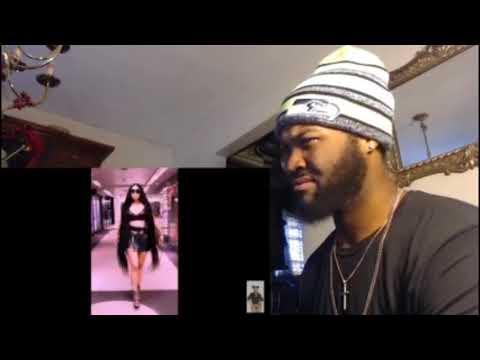 Nicki Minaj - Chun-Li (Music Video) - REACTION