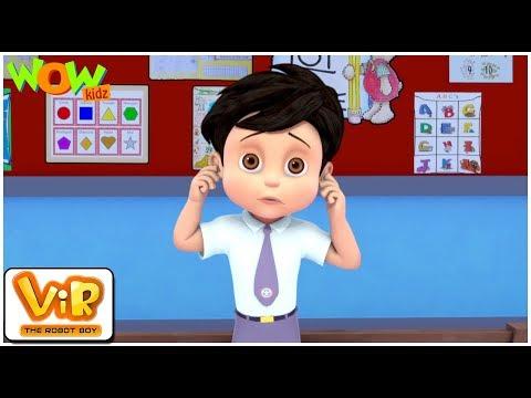 Vir ki Punishment - Vir : The Robot Boy WITH ENGLISH, SPANISH & FRENCH SUBTITLES
