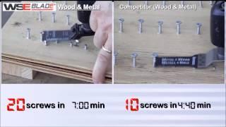 WSE blade vs Fein.wmv