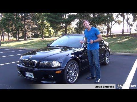 Review: 2002 BMW M3 (Manual)