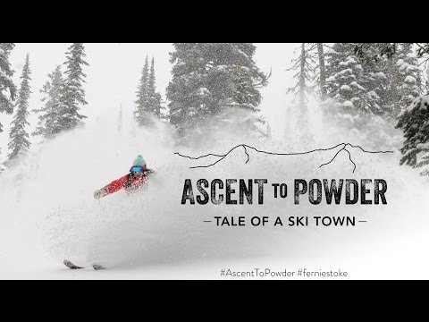Ascent To Powder - Tale of a Ski Town - FULL FEATURE