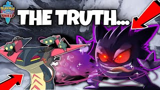 Ghost Types Are The Best Pokemon in Pokemon Sword and Shield by Thunder Blunder 777