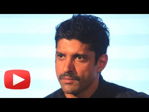 Farhan Akhtar ANGRY, SLAMS Reporter Over Ex-Wife A