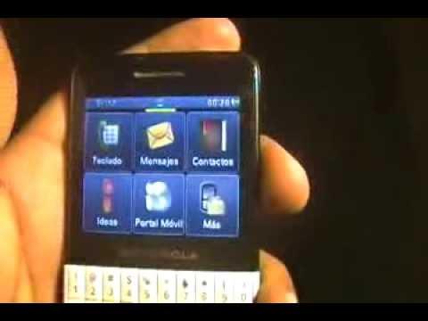 Videos relacionados con motorola ex118 whatsapp