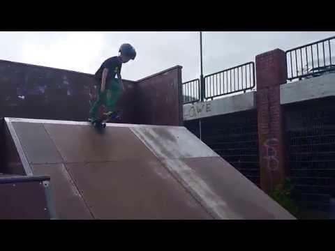 Sponsor me Tape - Paul Ninse 2014 (Elmshorn Skatepark)