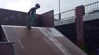 Elmshorn Germany  city photos : Sponsor me Tape - Paul Ninse 2014 (Elmshorn Skatepark)
