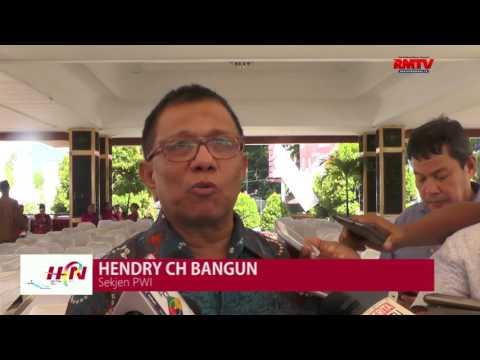 Sekjen PWI Inginkan Maluku Semakin Maju Melalui HPN 2017