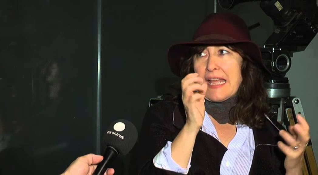 Η Αθήνα Τσαγγάρη μιλάει στο Euronews