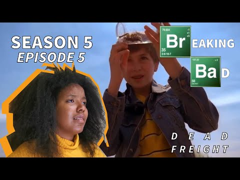 A Christian Reacts to Breaking Bad ° Season 5, Episode 5 ° DEAD FREIGHT REACTION