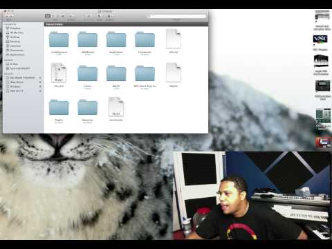 10.7 - Here is a video tutorial on getting the NEW Logic Pro X to work with Lion 10.7.