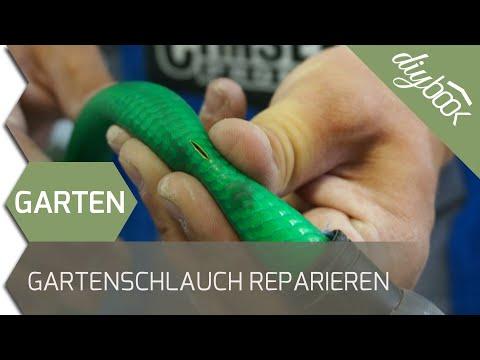 Gartenschlauch reparieren: Hält Power Tape was es verspricht?